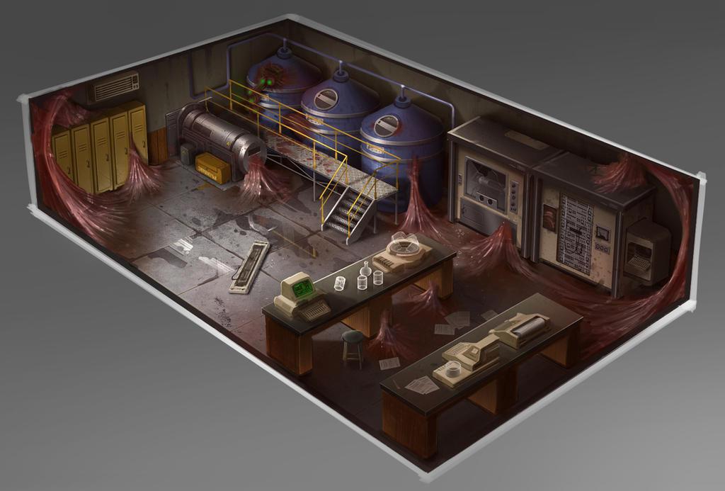 Interior concept designs by martydesign