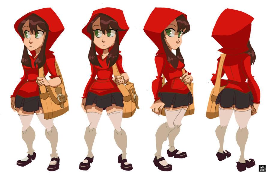 red turnaround by Hodori
