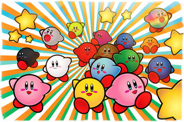 Kirbs-Poster by KealeS