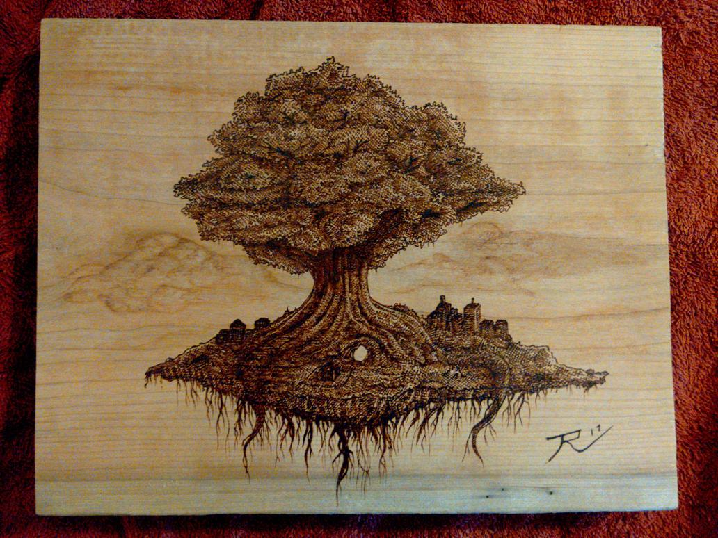 Tree Island by KealeS