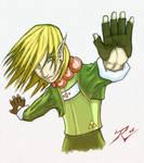 Legend of Zelda - Future Link
