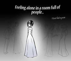 Loneliness by Aria-Pari