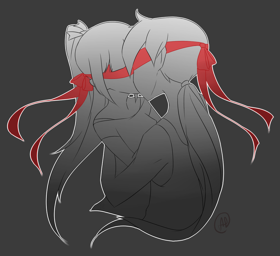 :PPG: Let us kiss... by Aria-Pari