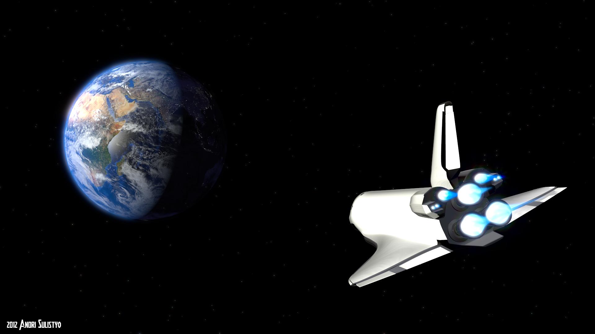 spaceman art 3d design - photo #3