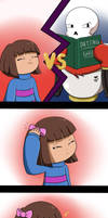 Undertale - Dating Game