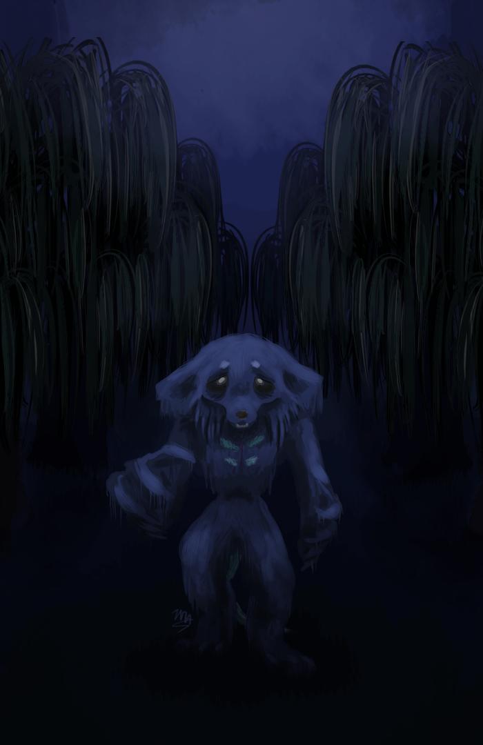 Feeling Blue by UltimateCharizard006