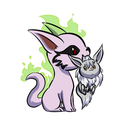 [C] for TheUltimateGravoid [1/2] by UltimateCharizard006