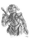 Dragonborn Cleric