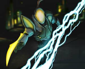 Weavel - Metroid Prime hunters