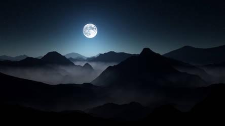 Moonlight Shadows by Hypnoshot