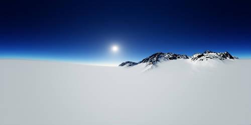 SnowBlue by Hypnoshot