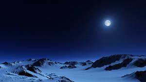Antarktis Night