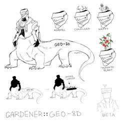 GARDENER::GEO-8D