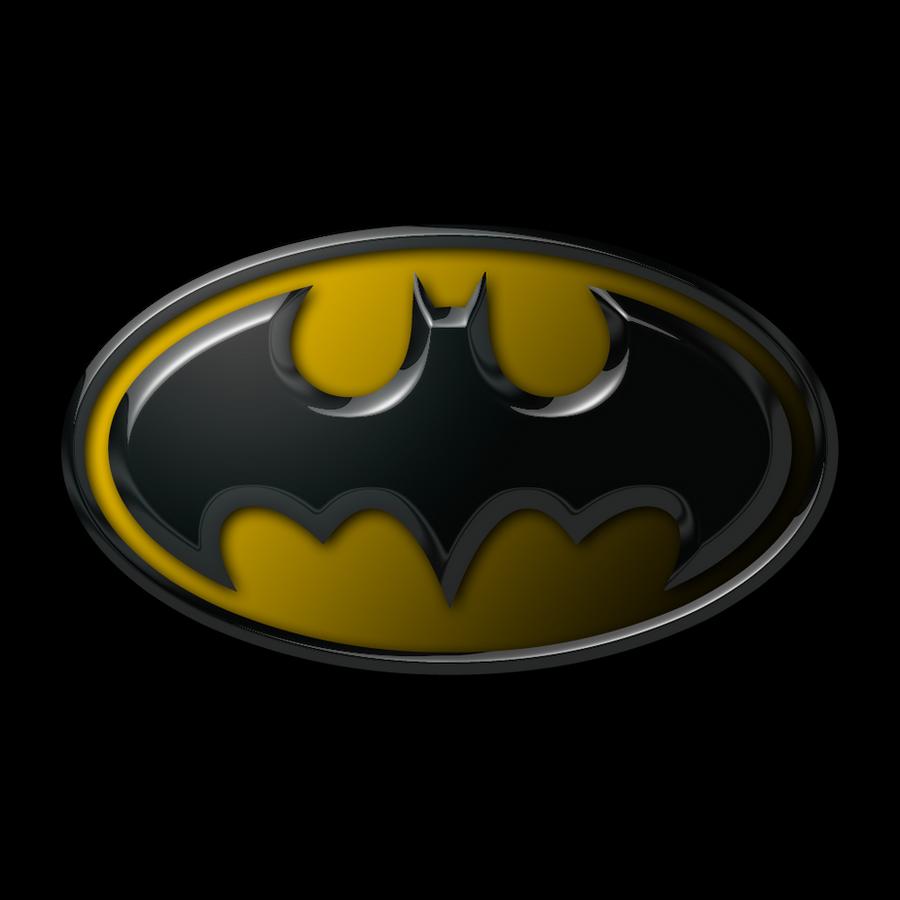 Batman Logo by SUPERMAN3D