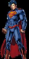 Superman (new 52) by: Jim Lee