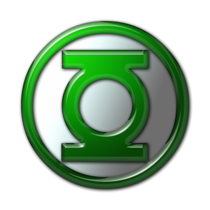 Green Lantern Corps Insignia Classic By Superman3d On Deviantart