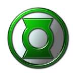 Green Lantern Corps Insignia John Stewart