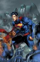 Superman vs Robots by SUPERMAN3D