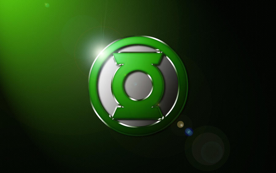green lantern logo wallpaper v2 by superman3d on deviantart