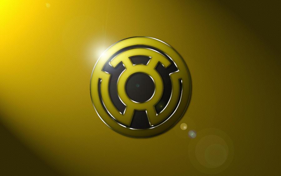 Sinestro Corps Logo Wallpaper by SUPERMAN3D on DeviantArt