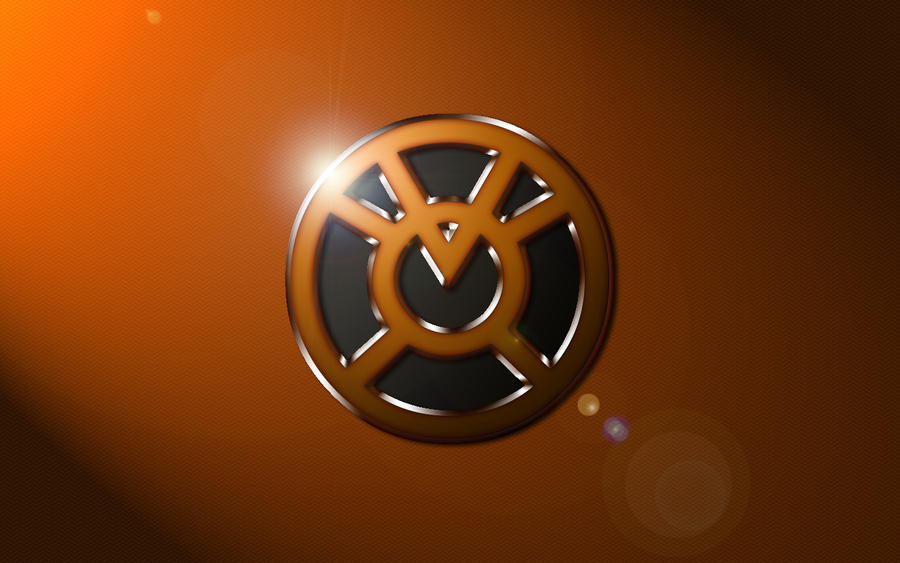 Agent Orange Logo Wallapaper by SUPERMAN3D on DeviantArt