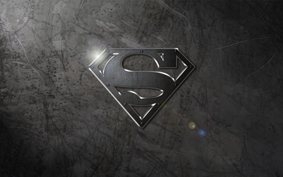 S Logo 3d Wallpaper Steel Logo Wallpaper by