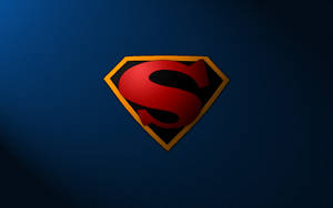 Max Fleischer Superman Logo Wallpaper by SUPERMAN3D