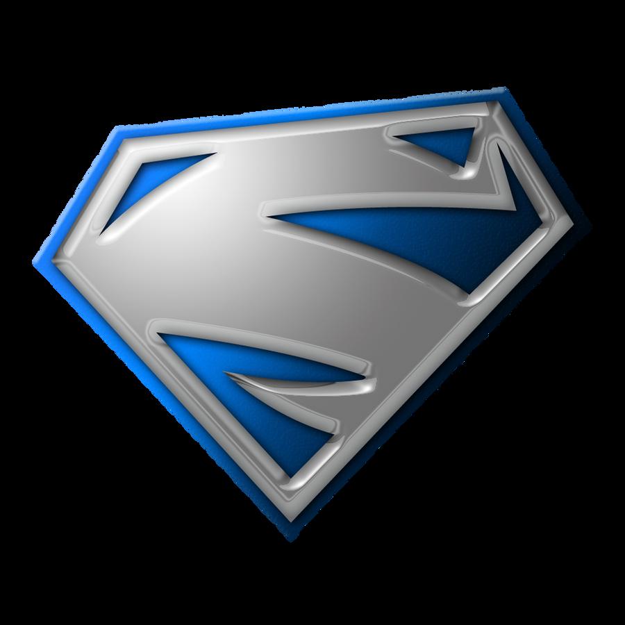 Superman Blue Logo
