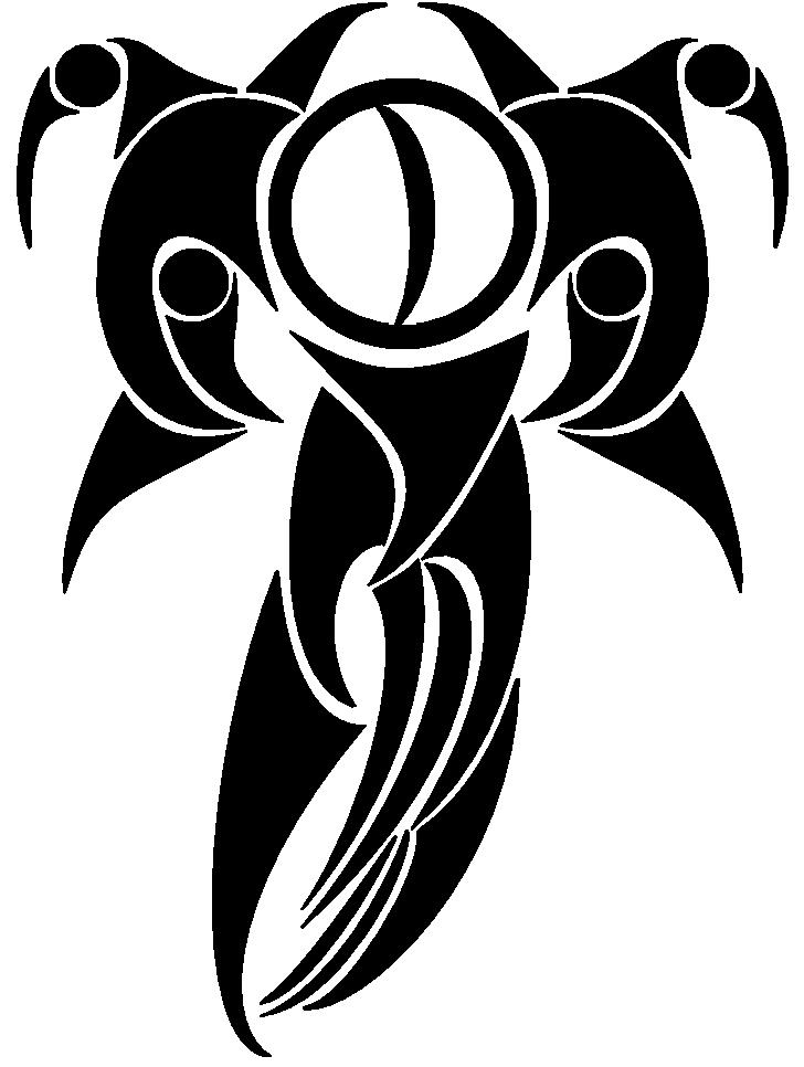 Pin pin bear claw 1 by purplesingerjpg on pinterest on for Tribal claw tattoo