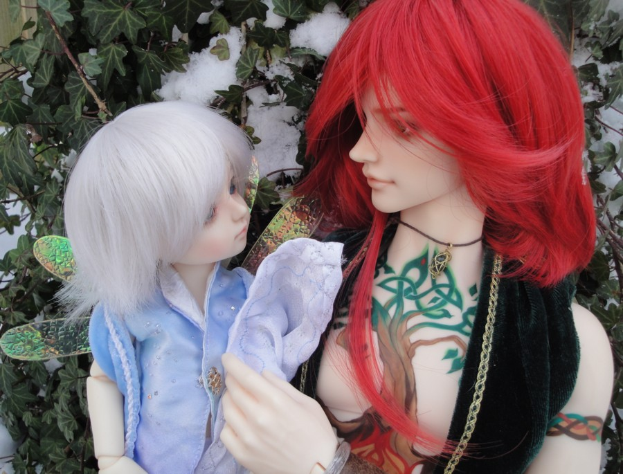 Two fey princes by azurielle1