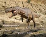 Acrocanthosaurus 1:15 finished
