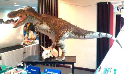 Tyrannosaurus rex 1:5 scale Finished