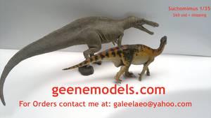 Suchomimus 1:35 scale