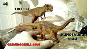 T REX and Shuno