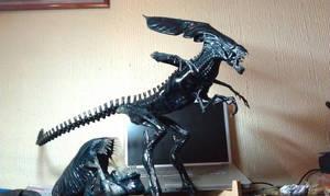 Alien queen 1/6 scale