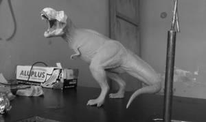 Tyrannosaurus rex 1/15 scale