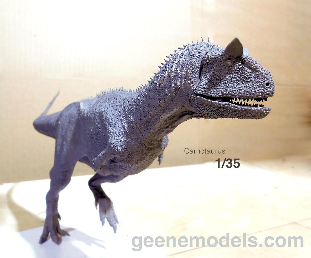 Carnotaurus 1/35 by GalileoN