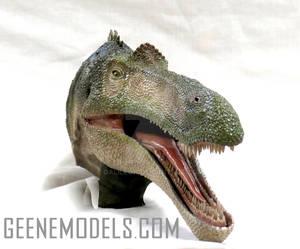 Suchomimus bust