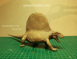 Dimetrodon 1/15 scale by GalileoN