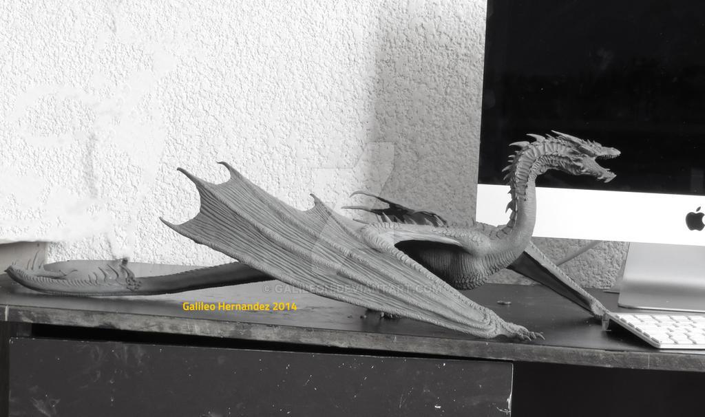 Dragon by GalileoN