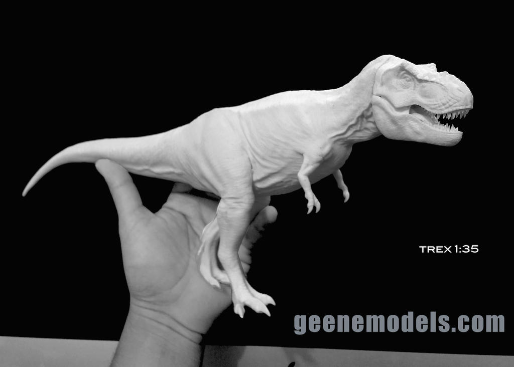T rex 1:35 scale by GalileoN