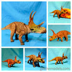 Diabloceratops articulated