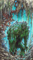 SWAMP THING STAGE 2