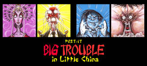 POST IT BIG TROUBLE IN LITTLE CHINA C2