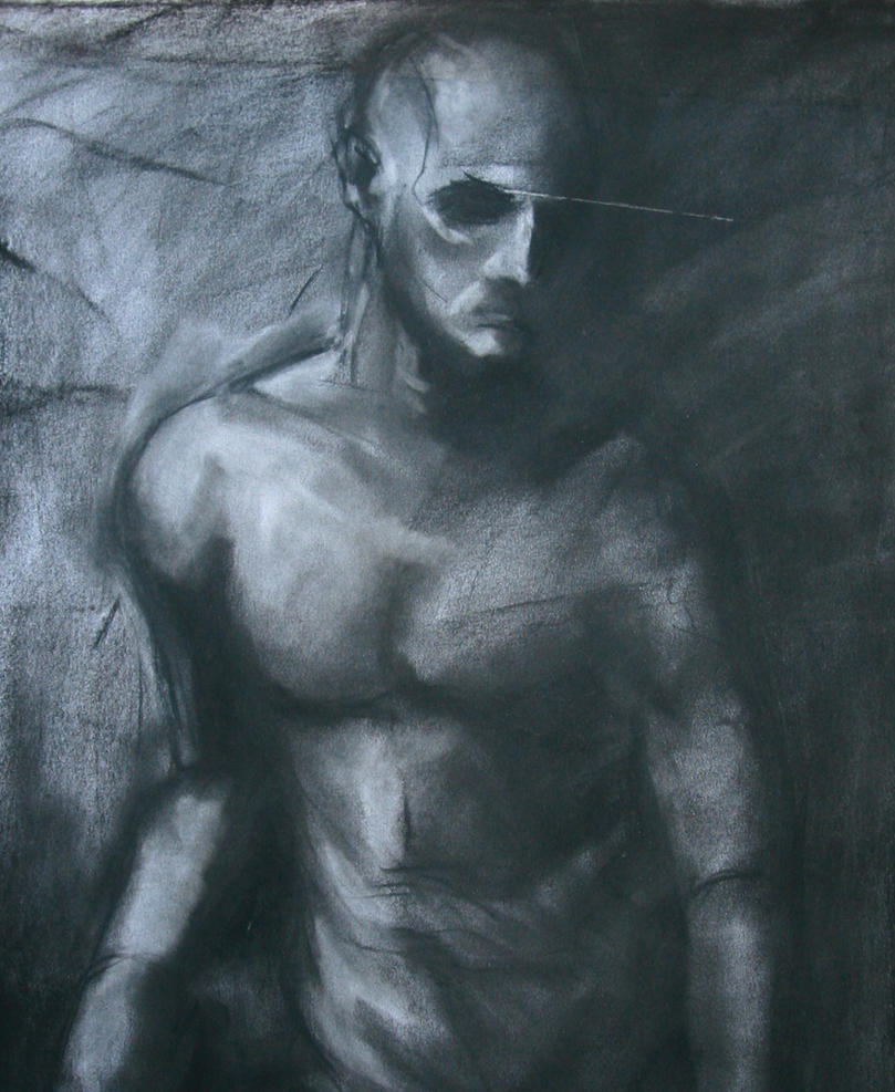 FIGURE STUDY 14 by QuinteroART