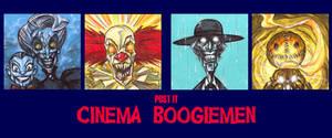 POST IT CINEMA BOOGIEMEN PART II