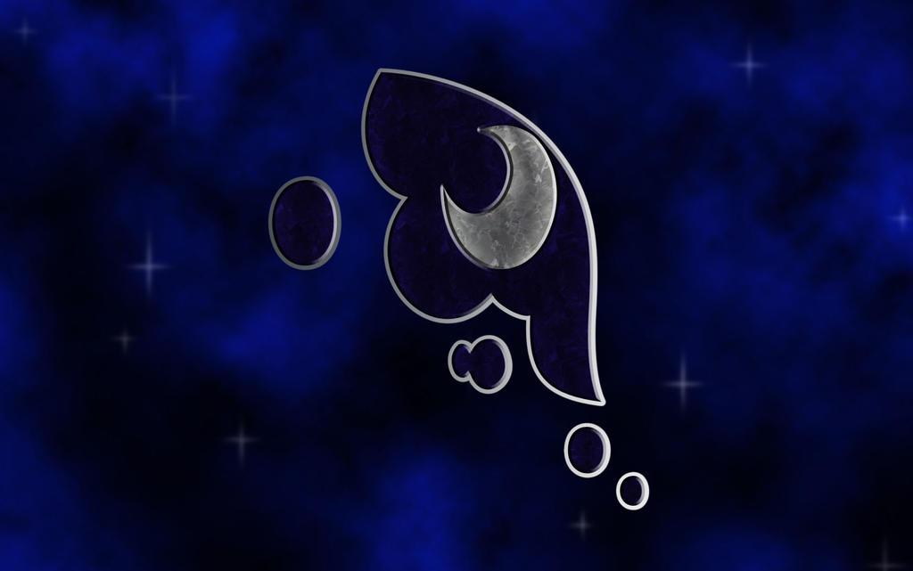 Metal Mark: Princess Luna by PrelateZ