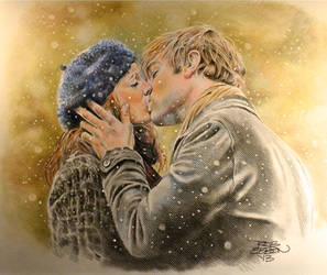 First Kiss by MrEyeCandy66