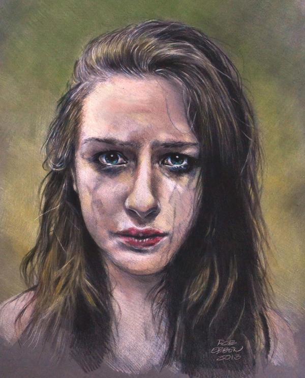 Portrait Study by MrEyeCandy66