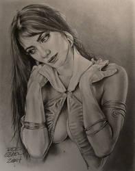 Vampirella by MrEyeCandy66
